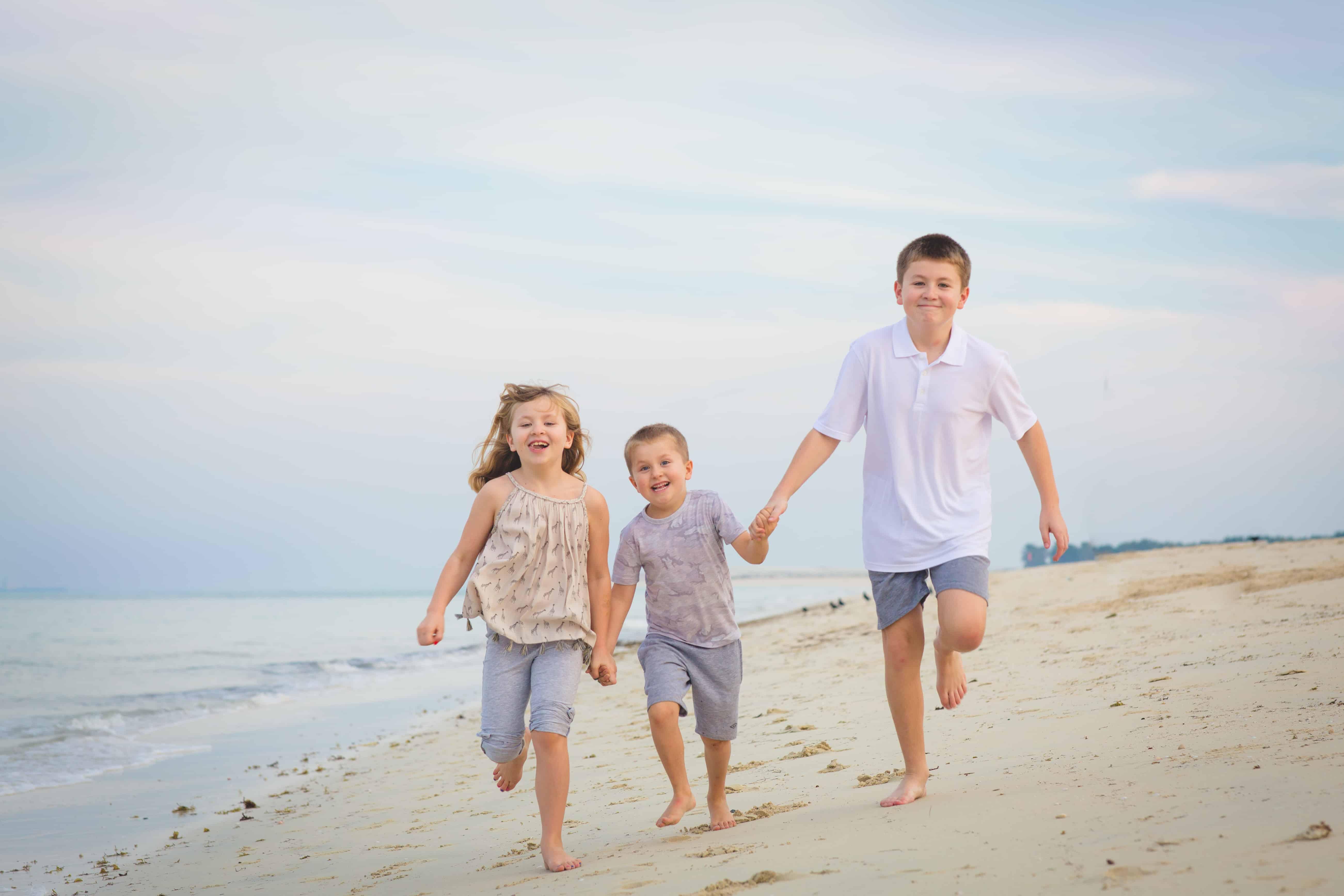 Washington Coast Family Photos