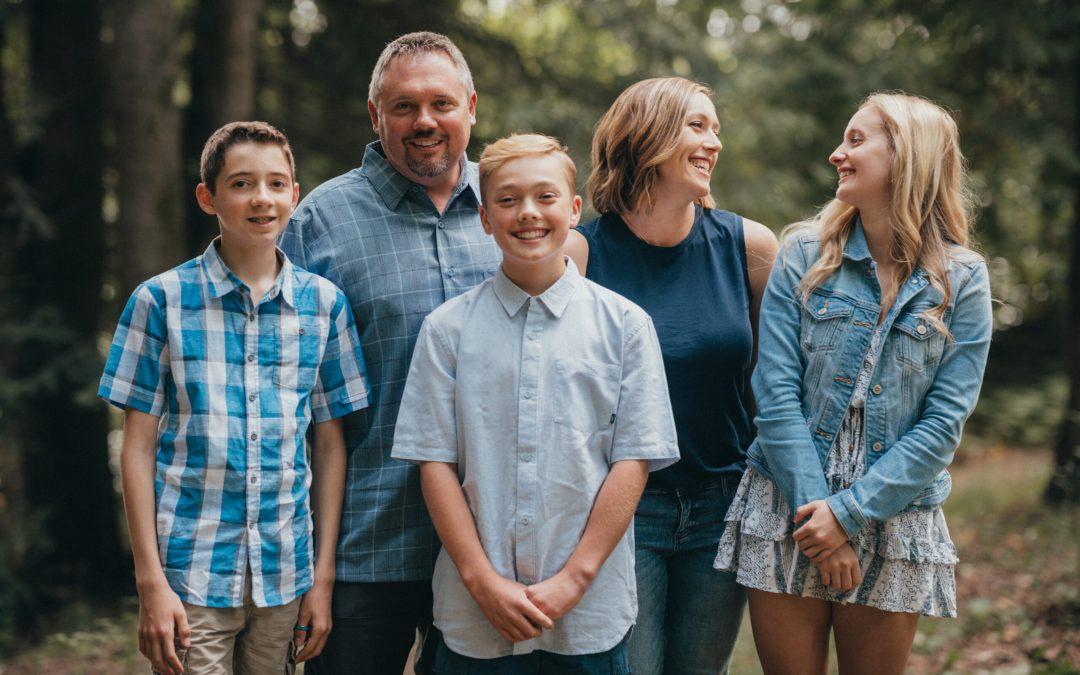 Olympia, WA Family Photos